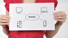 Translating a company's website provides access to new markets.