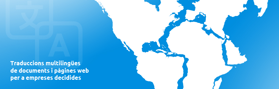 Mapamundi de Planet Lingua