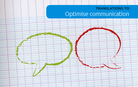 Translations to optimise communication