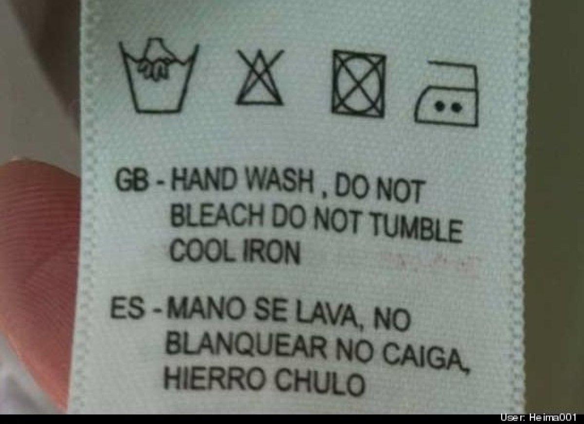Este es un buen ejemplo de la calidad de la traducción automática