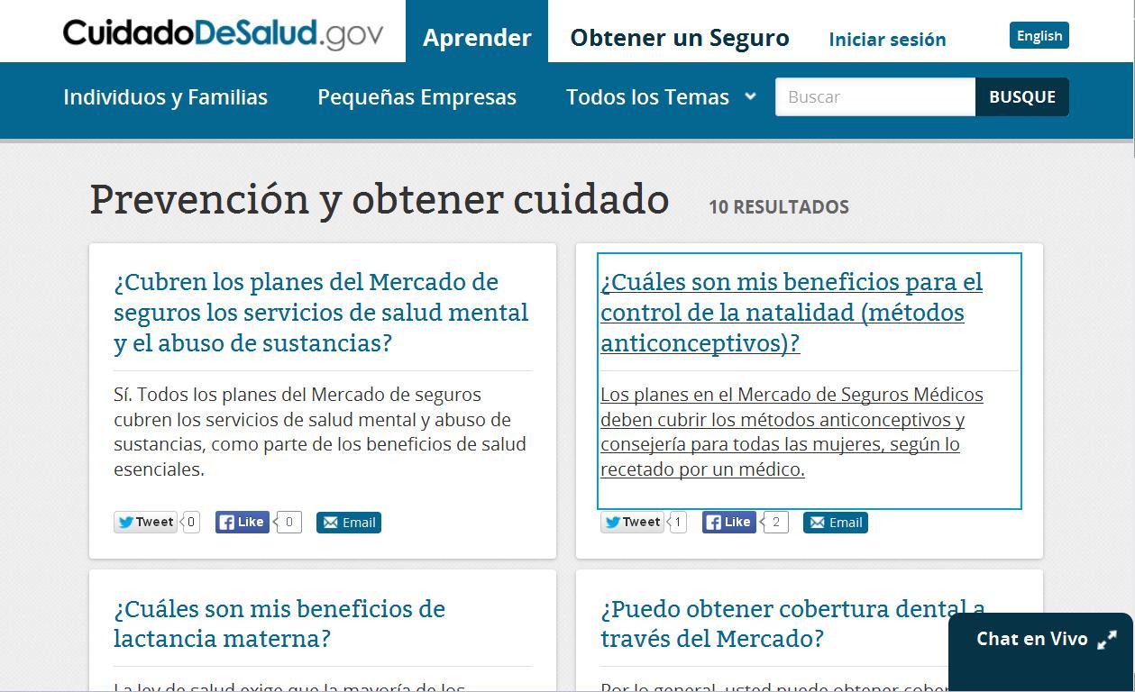 Errores de traducción paginas web