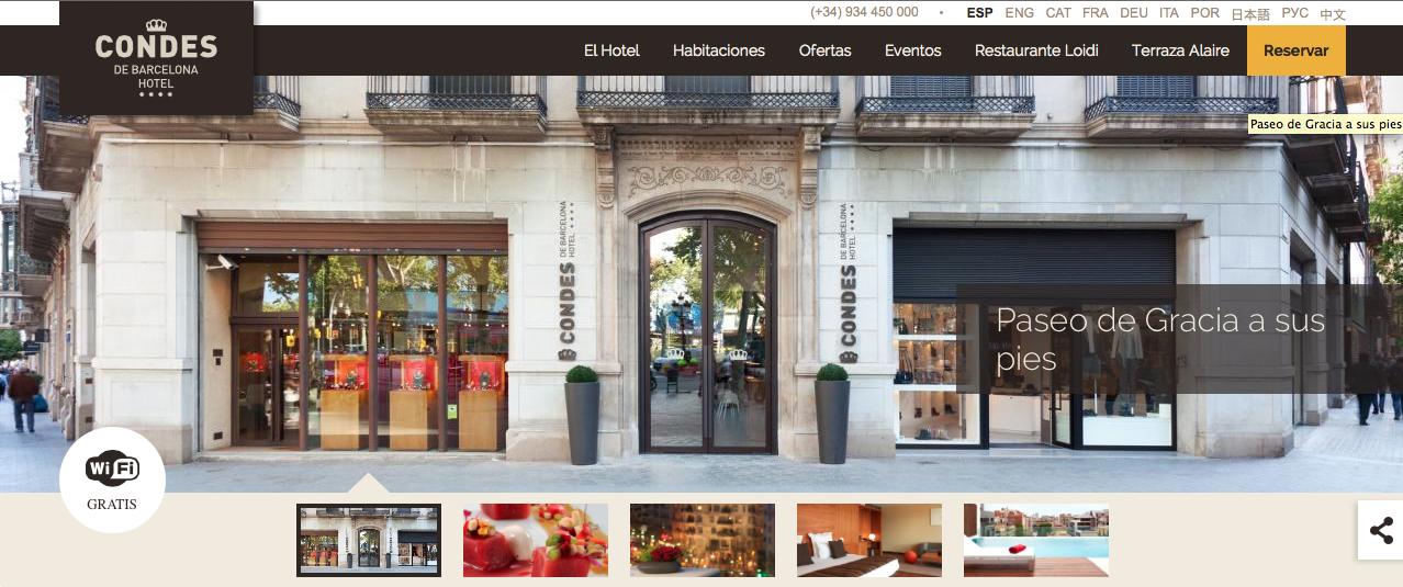 traduccion paginas web hoteles, traducciones para hoteles