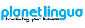 Planet Lingua logo