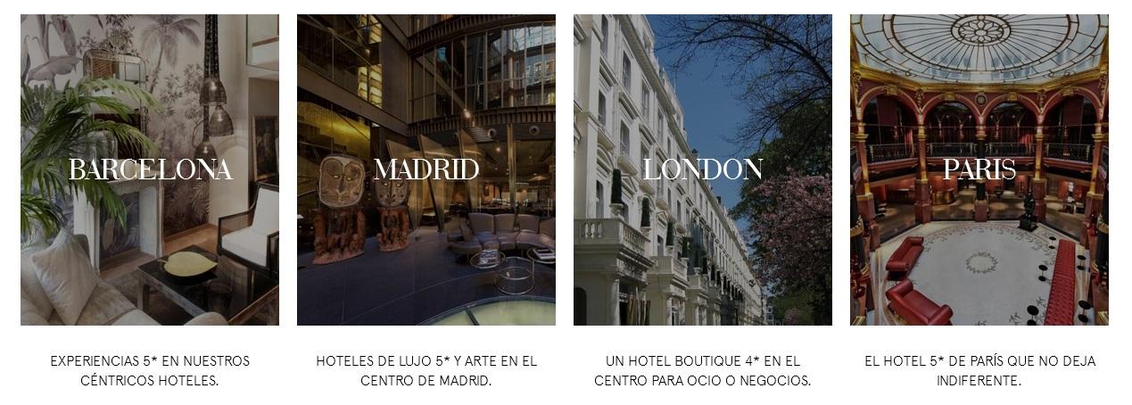 empresa traduccion para hoteles, hoteles derby
