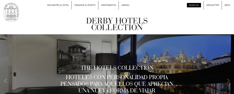traduccion de paginas web para hoteles, hoteles derby