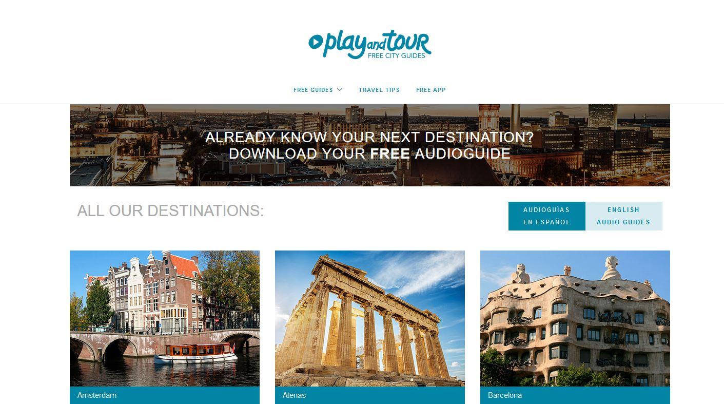 agencia traduccion español ingles barcelona, traduccion de guias turisticas