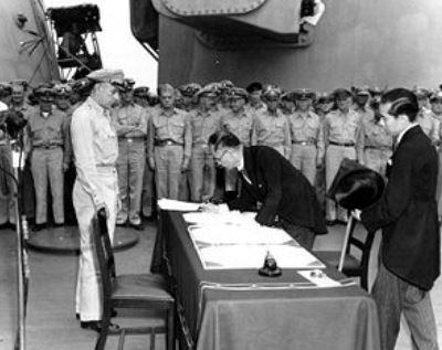 errores historicos traducciones, rendicion japon