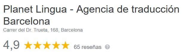 mejor agencia traduccion madrid, agencia traduccion madrid