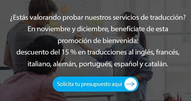 ofertas traducciones, descuentos en traducciones, traducciones baratas
