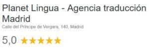 mejor agencia traduccion madrid, mejores agencia traduccion madrid, agencia traduccion madrid